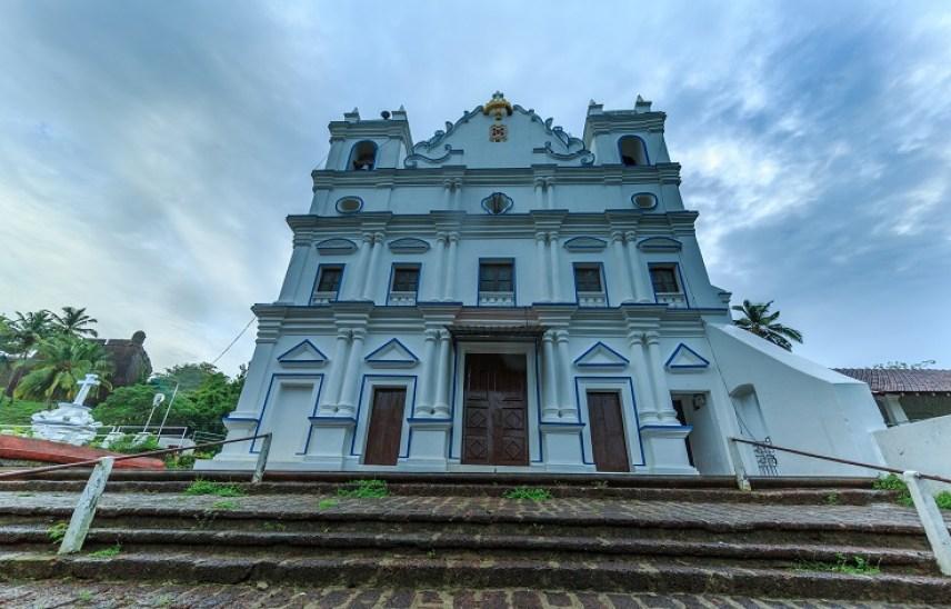 stunning must visit popular churches of Goa
