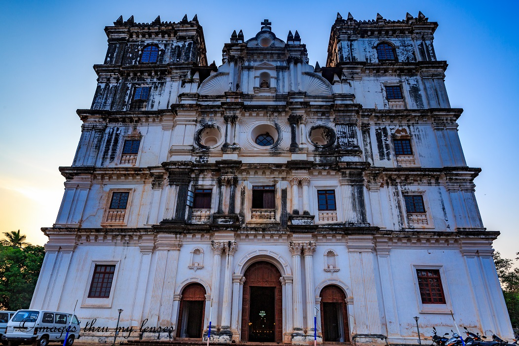 stunning must visit famous churches of Goa