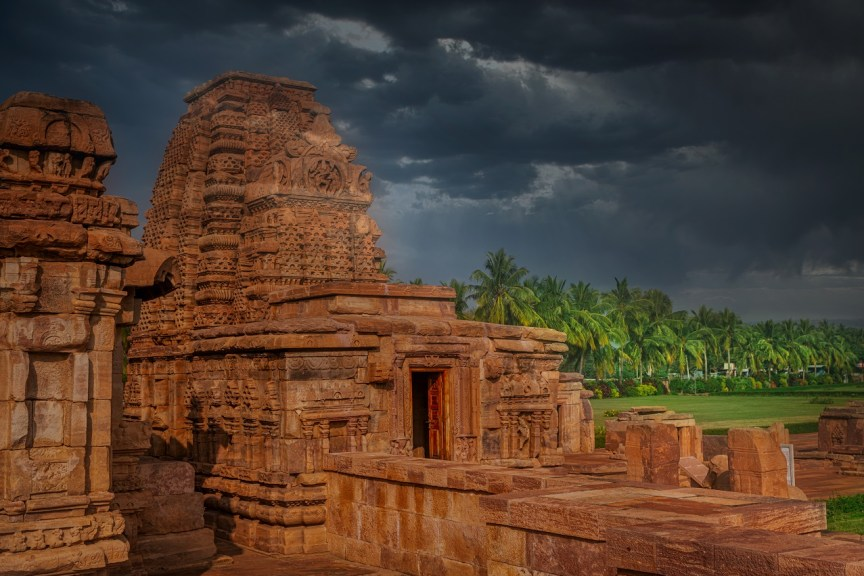 Temples of Pattadakal.