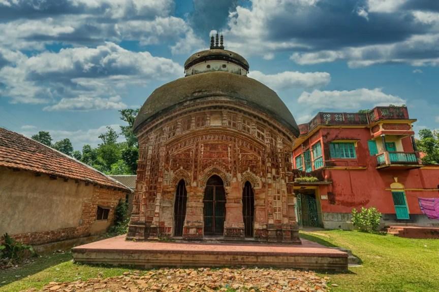 exploring history at Aatpur