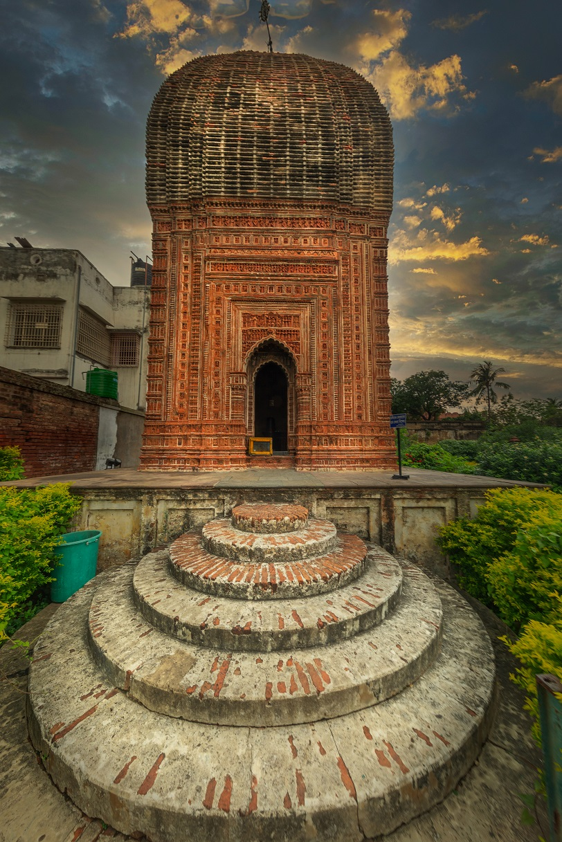 Ambika Kalna, the temple town of Bengal