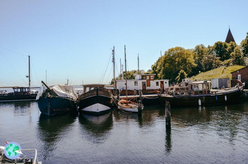 Ostsee1 - Embarcadero de la Isla de Poel r1