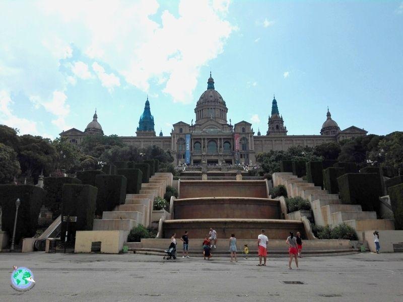 Fuente de Montjuïc