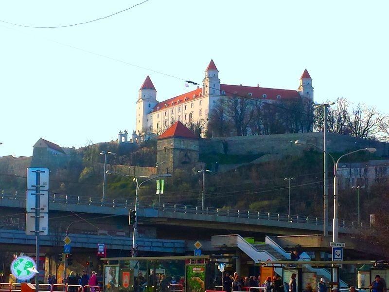 Castillos Bratislava
