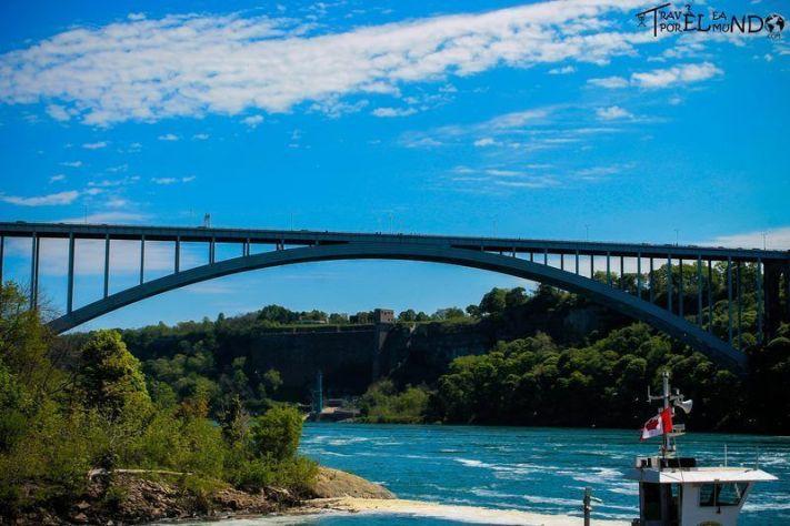 Puente de las Cataratas del Niágara