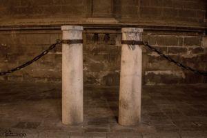 Cadenasdel siglo XVI que establecen loslímites de la jurisdicción civil