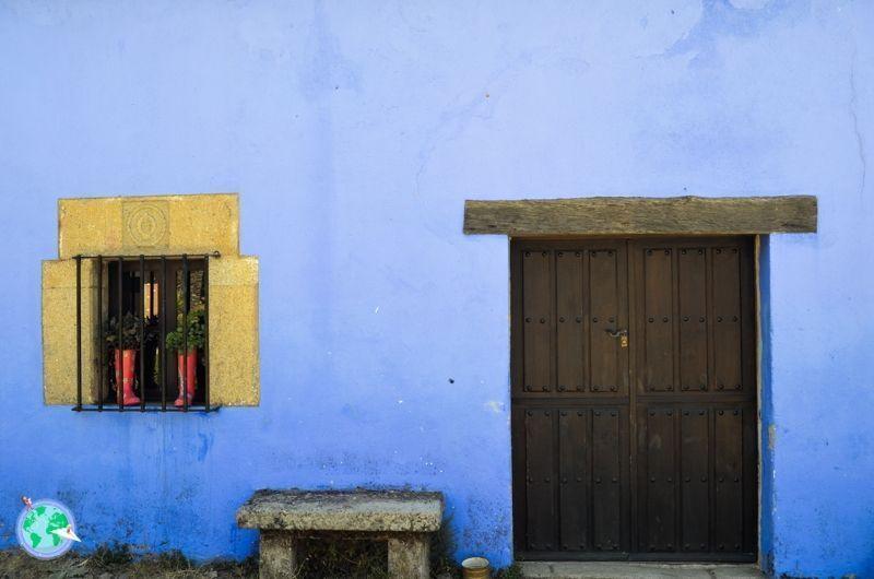 Granadilla, pueblo abandonado
