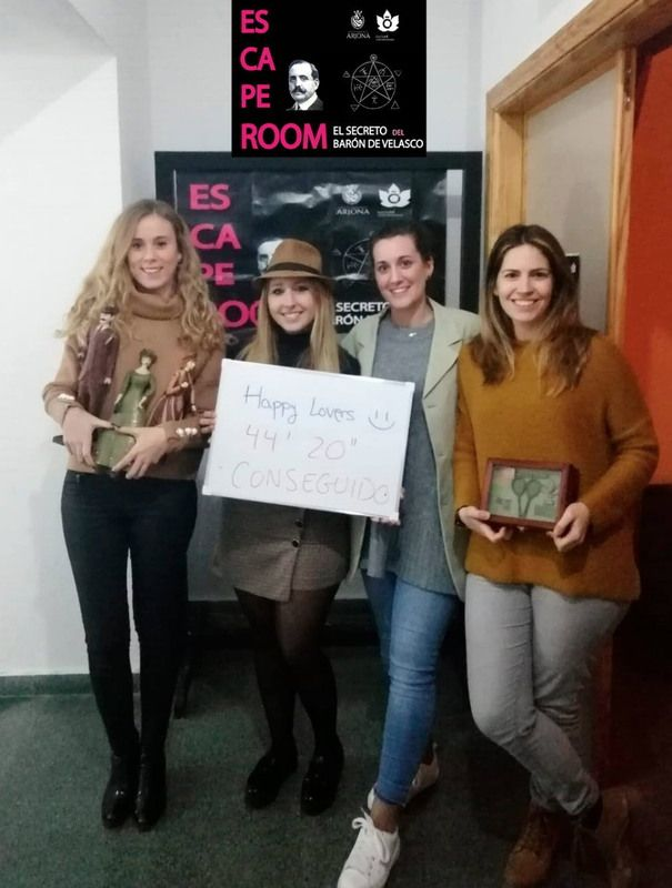 Turismo de Escape Room