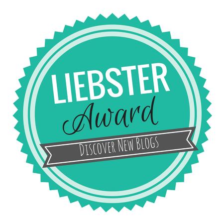 Segundo Liebster Award