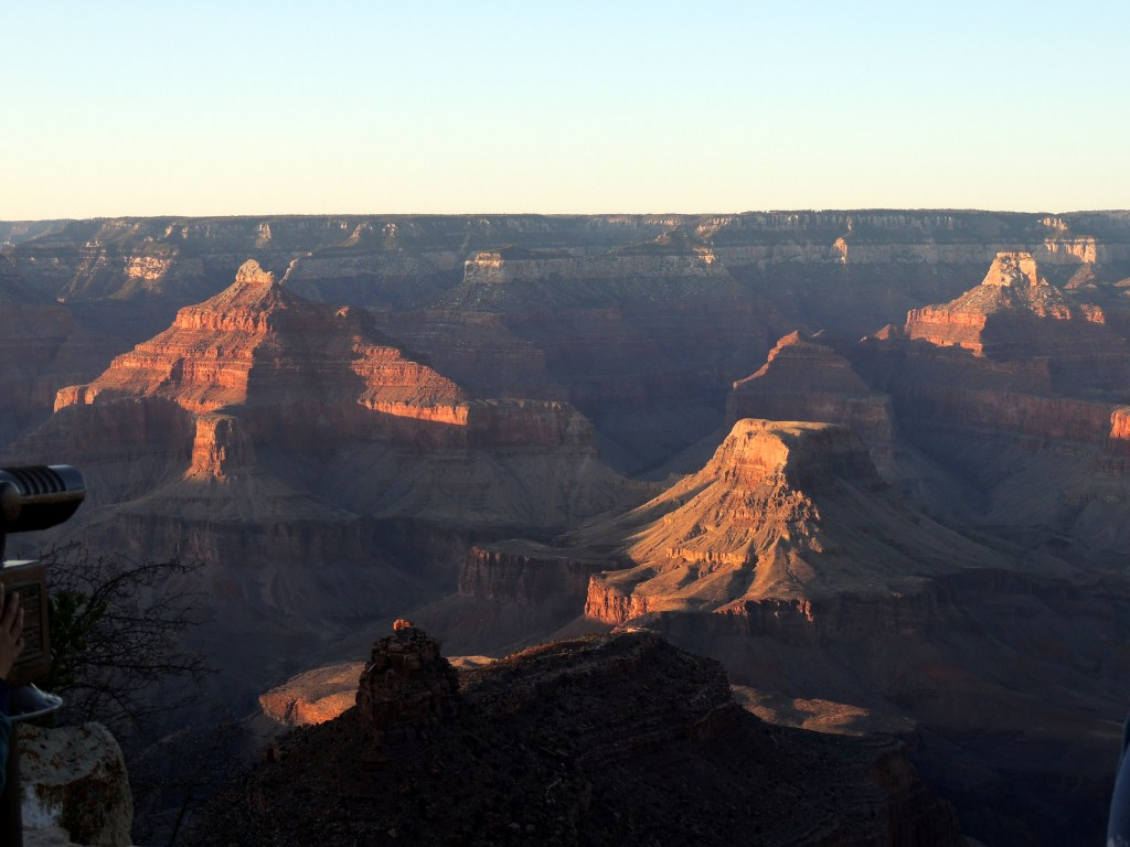 Hike to the Bottom to the Grand Canyon