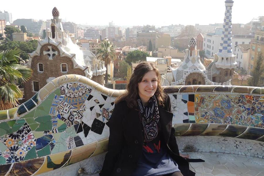 Park Guell, Barcelona, Spain Study Abroad