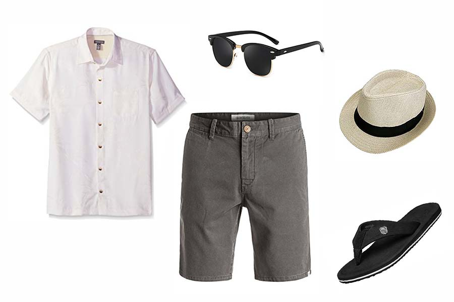 What to wear on the cruise men