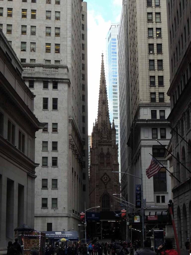 Trinity Church NYC Where to Go