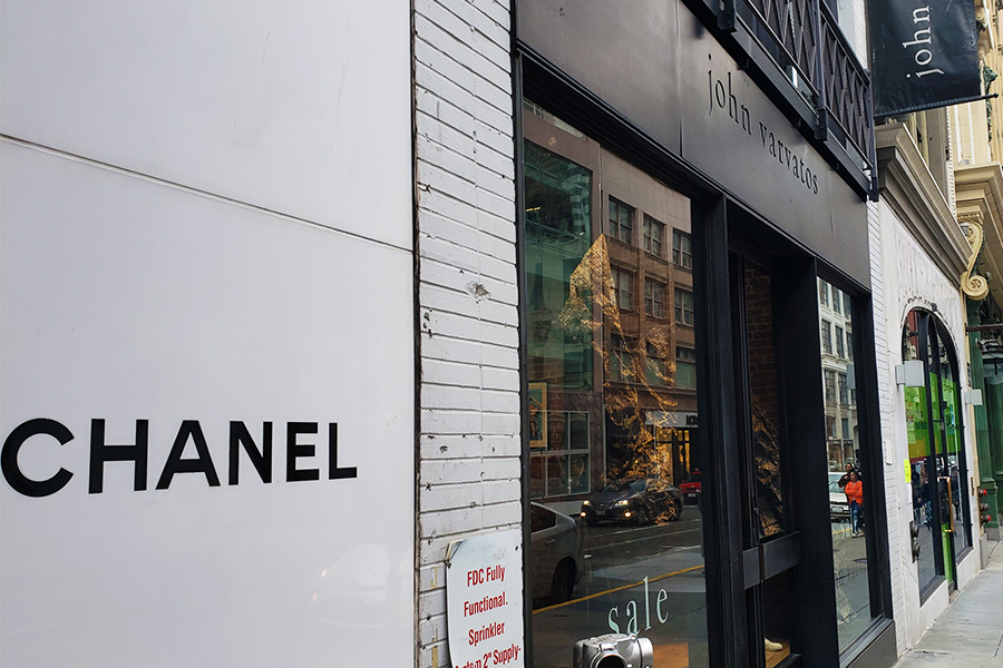 Chanel Shopping San Francisco
