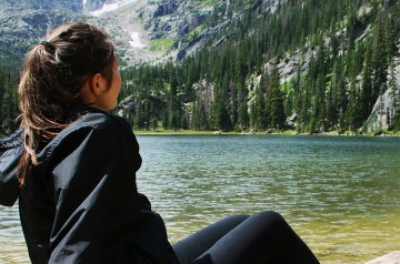 Bear Lake to Fern Lake Trail