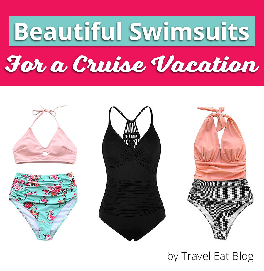 swimsuits for a cruise
