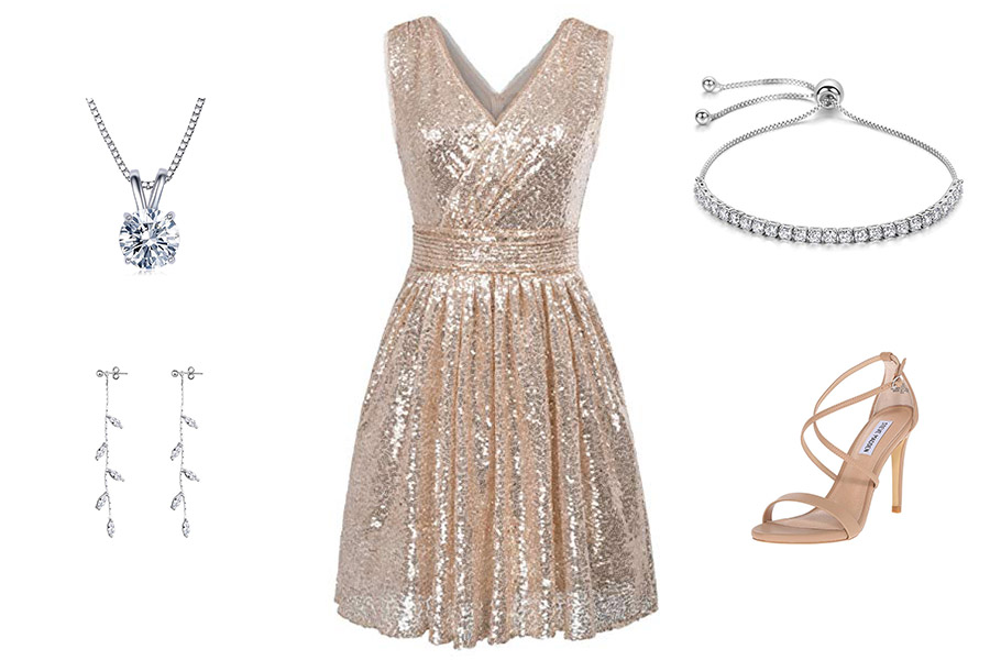 elegant night cruise outfit