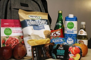 Best road trip snacks ideas