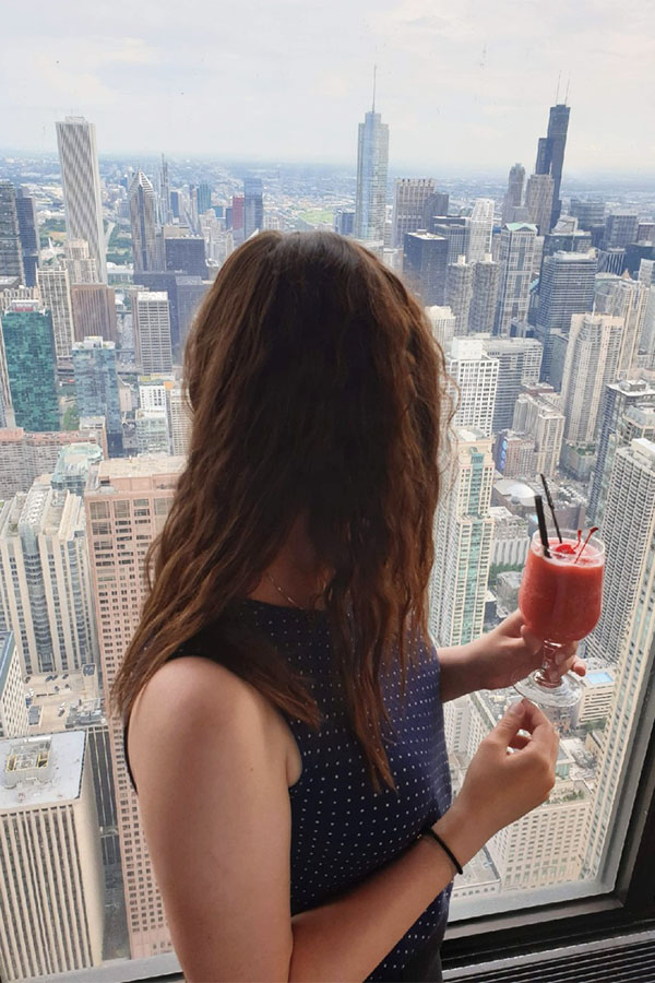 Best Views of Chicago Skyline Signature Lounge