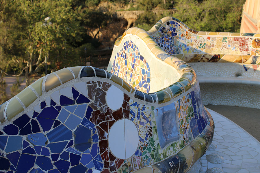 Park Guell - Modernism in architecture