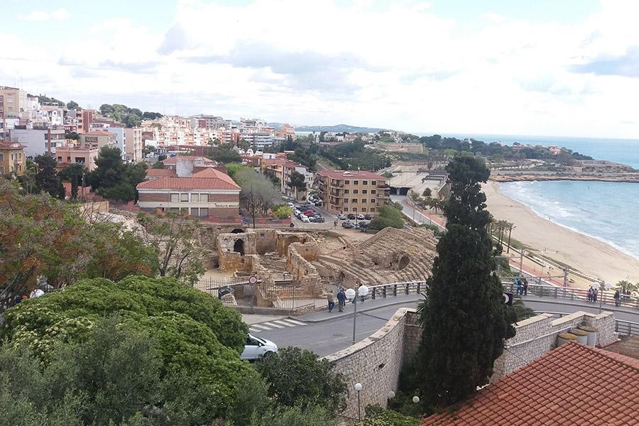 A trip from Barcelona to Tarragona