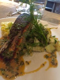 Restaurant Invincible in Antwerp