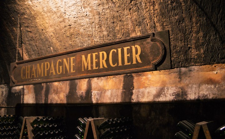 Mercier Champagne France