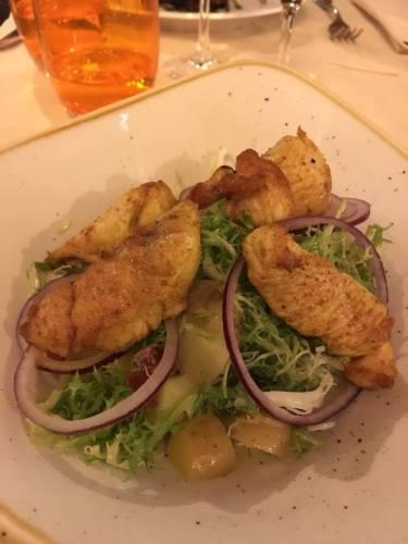 Restaurant Pasco chicken salad