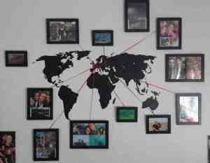 Foto ideeën voor aan de muur