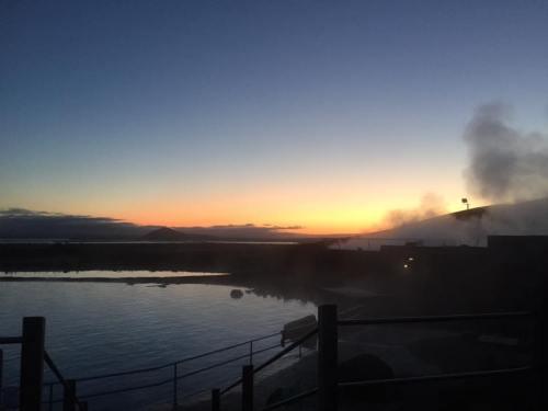 Lake Myvatn Iceland