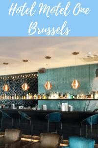 Hotel Motel One Brussel
