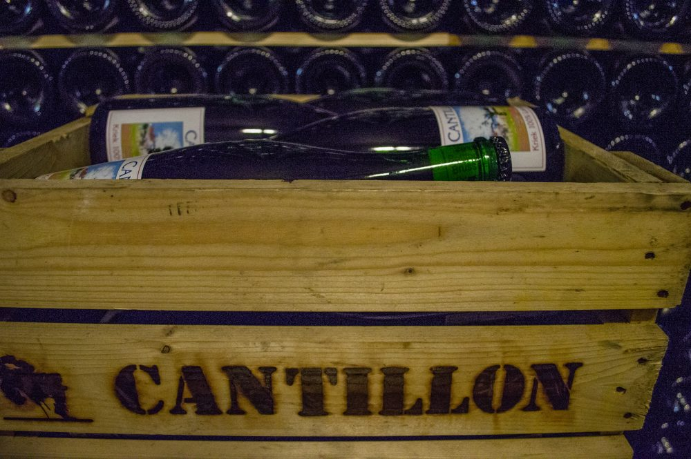 Visit Cantillon Brewery in Brussels