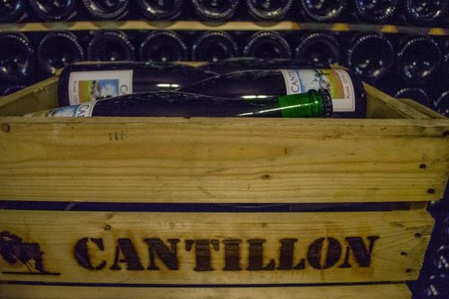Cantillon Brewery Brussels