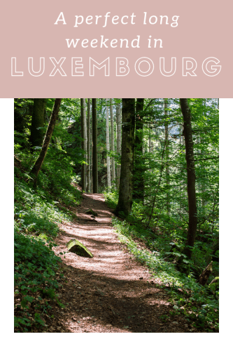 weekend Luxembourg