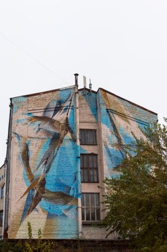 street art Kiev