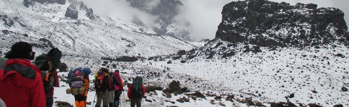 5 Days Kilimanjaro Climb via Marangu Route Itinerary