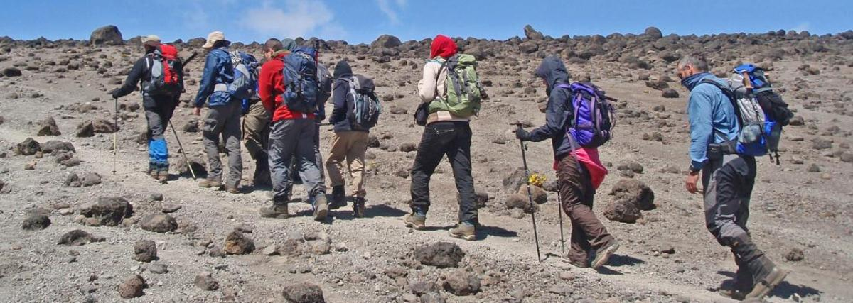 7 Days Kilimanjaro Machame Route Climb Itinerary