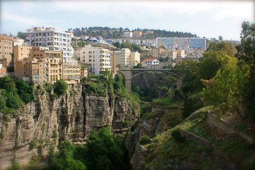 Weekend in Constantine Algeria