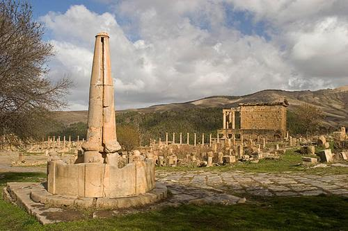 The Roman cities of Algeria1