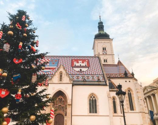 Guía completa Zagreb Croacia