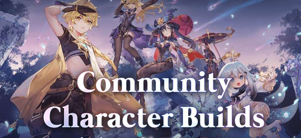 Community Character Builds