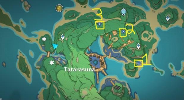 tatara tales wards