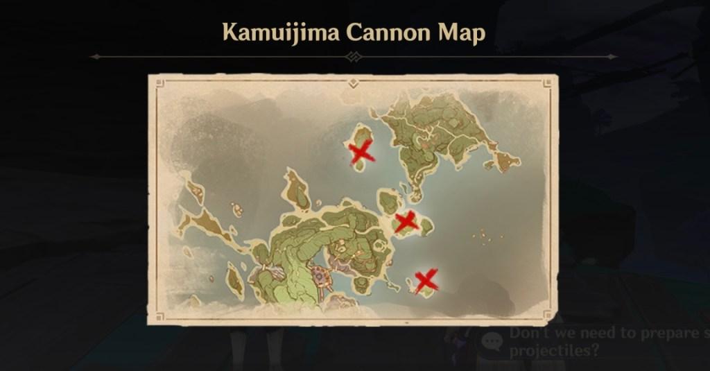 tatara tales cannon locations