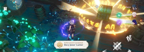 inazuma achievement 2.1 genshin impact davy jones seiraimaru ship