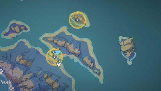 genshin impact seirai stormchasers part 2 warding stone inazuma world quest