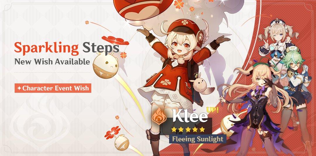 Sparkling Steps