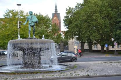 Duve- oder Sämannbrunnen