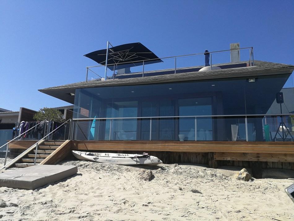 Casa sulla spiaggia a Malibù