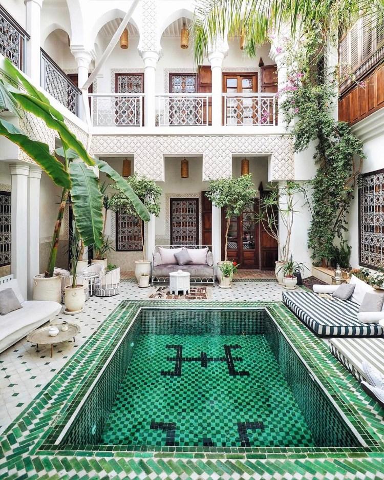 Riad, credits Pinterest