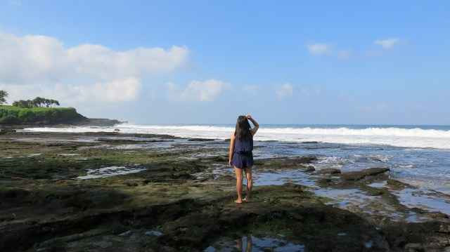 Top Things to do in Bali: Tanah lot